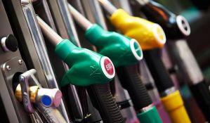 Cena benzina za tri odsto niža nego u regionu