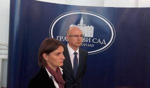 Brnabić: Novi Sad je centar IT sektora, ne Beograd