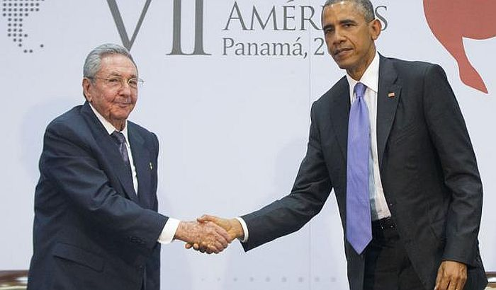 Obama: Ukinućemo sankcije Kubi, ne znam tačno kad