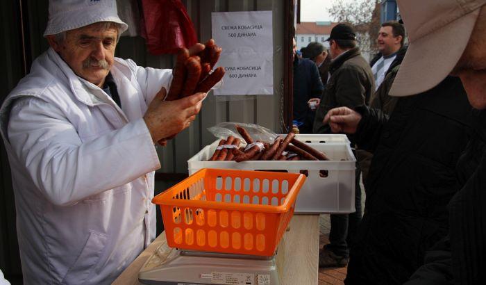 VIDEO: Oboren Ginisov rekord u Turiji, kobasica dugačka dva kilometra