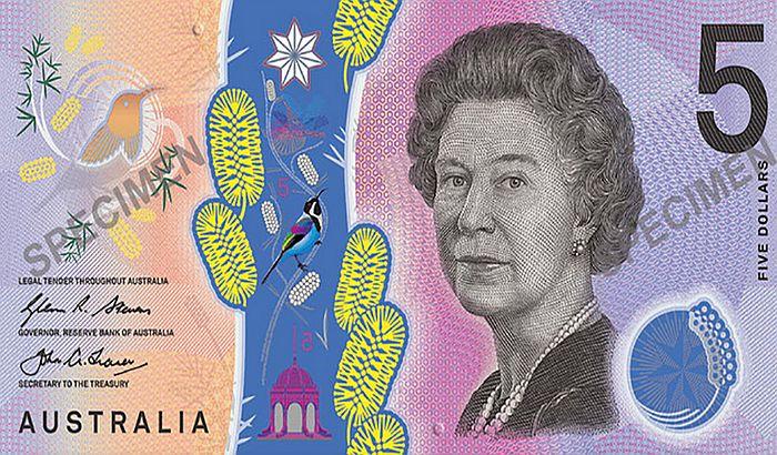 Australija izdaje prve novčanice sa oznakama za slepe