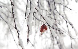 U Hrvatskoj pao sneg