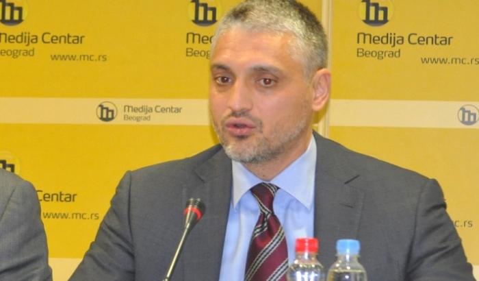 Radnici bez zarada jer Čedomir Jovanović ne poseduje ništa