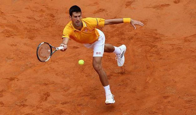 Rim: Novak u dva seta do 3. kola, novo razočarenje za Anu