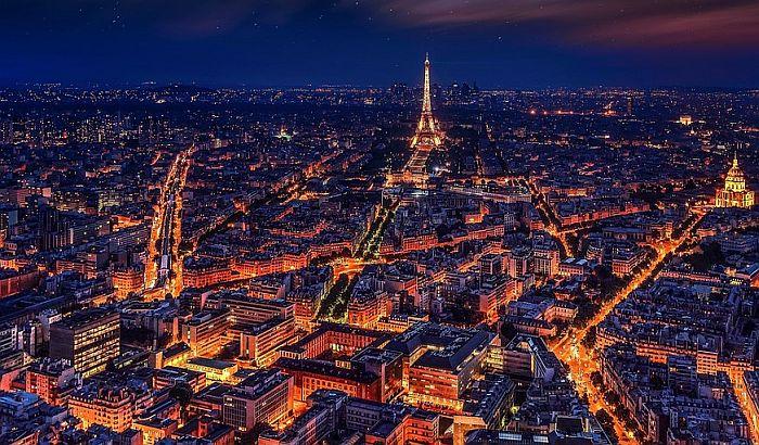 Terorizam uticao na turizam u Parizu