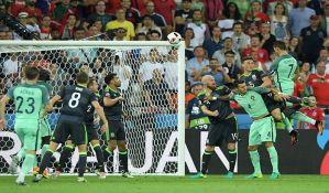 EP: Portugalci za finale savladali Vels