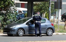 Za dva dana kažnjeno 250 vozača zbog vožnje pod dejstvom alkohola