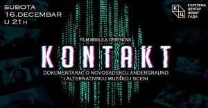 VIDEO: Poslednja novosadska projekcija muzičkog dokumentarca