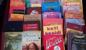 Humanitarni bazar knjiga do petka u Novosadskom pozorištu