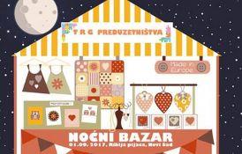 Novosadski noćni bazar danas na Ribljoj pijaci