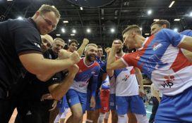 Srbija protiv Belgije vija bronzu