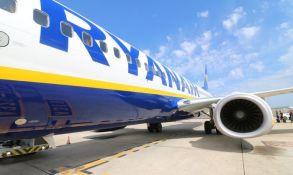 Zbog šale pijanih putnika let odložen za dva sata