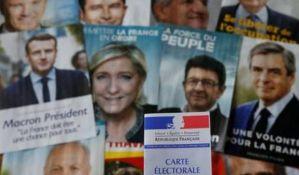 VIDEO: Makron i Le Penova u drugom krugu, neredi na ulicama nakon objave rezultata