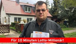 Greškom objavili da je dobio milione na lutriji