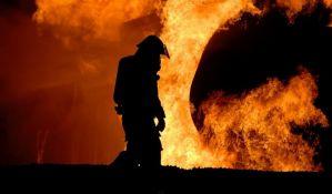 Tržni centar u BiH izgoreo do temelja, bez uzroka požara