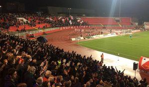 Od utorka prodaja karata za polufinale kupa, za Partizanove navijače samo jug