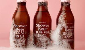 Napravljeno pivo koje se pije ispod tuša i može da služi kao regenerator