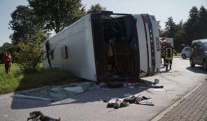 U udesu u Nemačkoj povređeno 40 radnica iz Rumunije