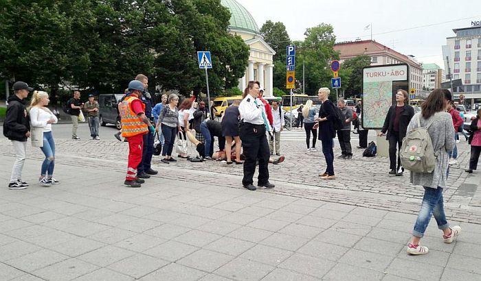 Uhapšena još dvojica zbog napada u Finskoj