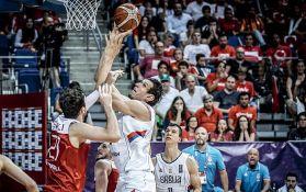 EP: Košarkaši dobili Tursku za drugo mesto u grupi