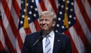 Tramp optužio medije za namerno laganje o poseti inauguraciji