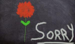Kako da se efikasno i bezbolno izvinite nekome