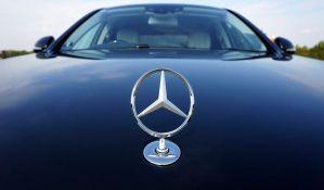 Mercedes ponovo prvi po prodaji automobila