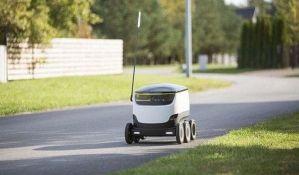 Samovozeći roboti bi mogli da zamene dostavljače