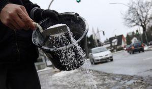 Posipanje ulica solju štetnije nego što se misli