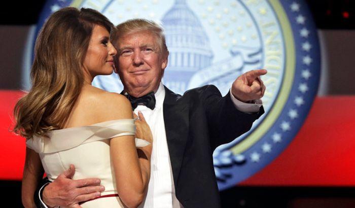 Tajna šifra za seks Donalda i Melanije Tramp je