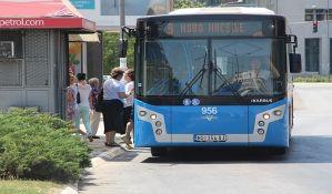 Privremena izmena trase linije 56 u Begeču
