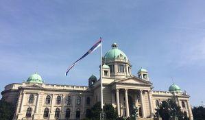 Skupština Srbije danas o stanovima za bezbednosne snage