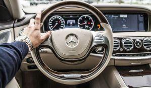 Mercedes varao na testovima sa dizelom