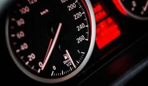 Nemac na autoputu u Hrvatskoj vozio 252 km/h, kazna 270 evra