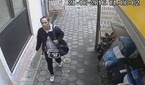 FOTO: Policija traga za ženom koja je ostavila novorođenče kod Betanije