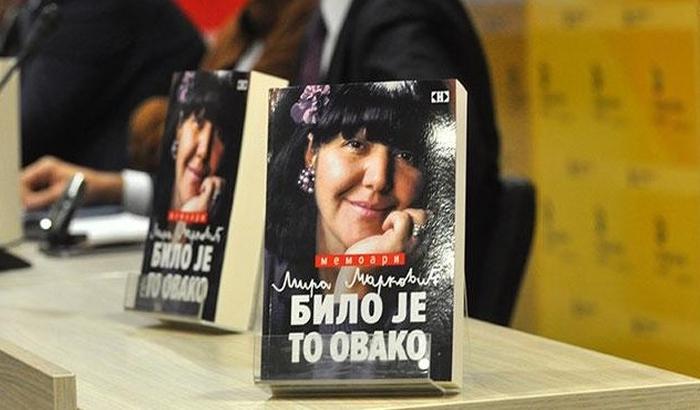 Suđenje Miri Marković 50 puta odlagano tokom 13 godina