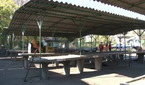 Vrbas: Radovi na uređenju pijace