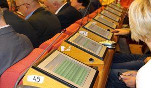 Novosadski odbornici sutra o kaznama za nenamensko korišćenje tartan staze