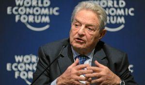 Soros dao 18 milijardi dolara za svoje Otvoreno društvo
