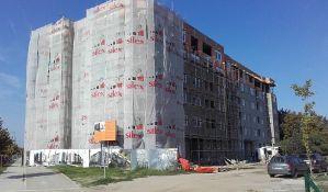 Zgrade na Bulevaru patrijarha Pavla više nego što je predviđeno