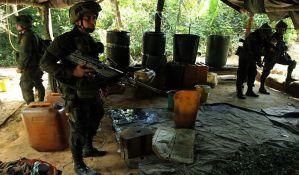 U kolumbijskoj prašumi pronađeno 168 laboratorija kokaina