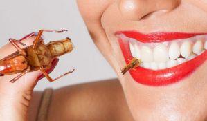 Milijarde ljudi jede insekte svaki dan