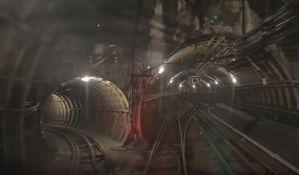 VIDEO:  Londonska tajna poštanska podzemna železnica otvara se za turiste