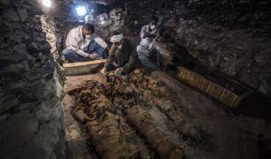 Egipat: Otkrivena drevna nekropola sa hijeroglifskim natpisom