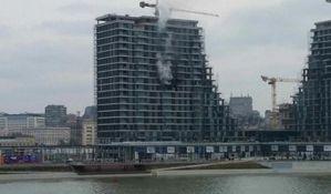 VIDEO: Ugašen požar na jednoj od kula