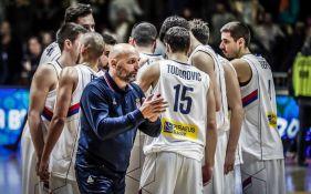 Košarkaši Srbije uz dosta sreće pobedili Austrijance