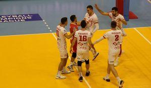 Odbojkaši Vojvodine pobedom završili ligaški deo prvenstva, sledi plej-of