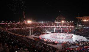 Svečano zatvorene Zimske olimpijske igre u Pjongčangu