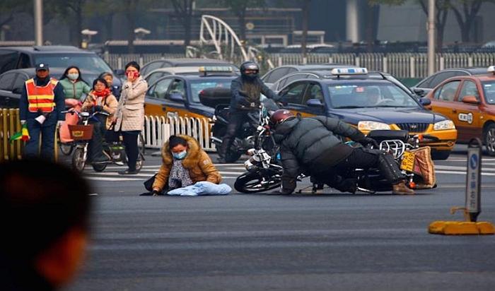 Vozači koji ubijaju ljude jer im je to jeftinije i dalje veliki problem u Kini