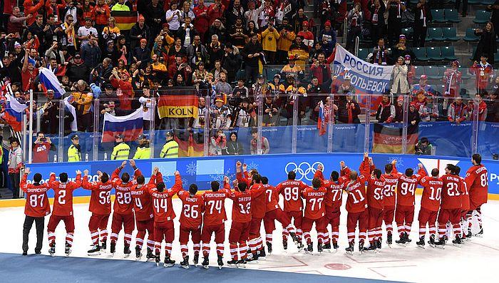 ZOI: Dramatično finale u hokeju, Rusima olimpijsko zlato
